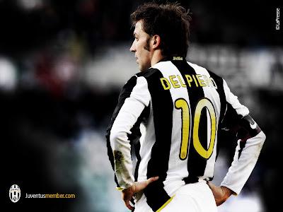 Alessandro Del Piero - Juventus FC Legend Wallpapers