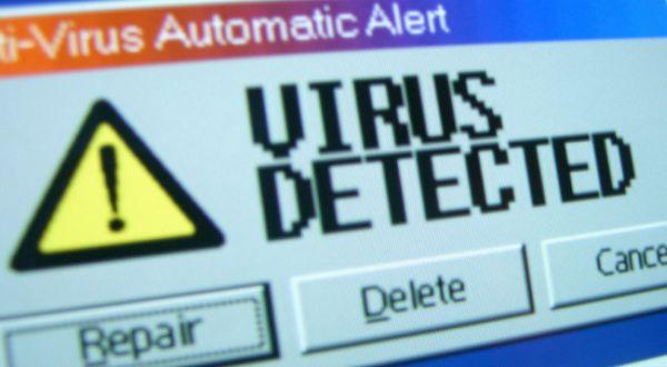 Komputer Anda di Serang Virus