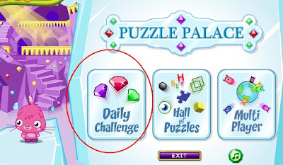 Moshi Monsters Puzzle Palace