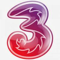 Paket Internet 3 (three) Terbaru