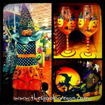 check out a few of my favorite items i found below - Pier One Halloween