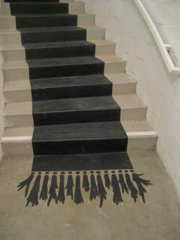 Conseils d co et relooking pimenter vos escaliers avec for Moquette sur escalier