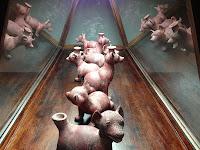 Cambio de Estado de Carlos Ranc en el Museo de Arte Popular