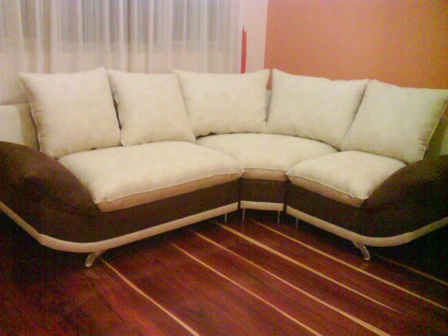 Muebles de sala modernos Sofas Esquineros — Comprar  - fotos de muebles de sala esquineros