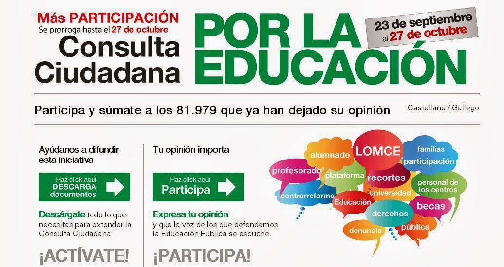 Por la Educación