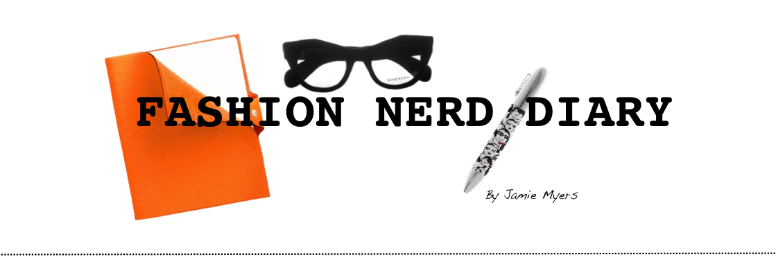 Fashion Nerd Diary