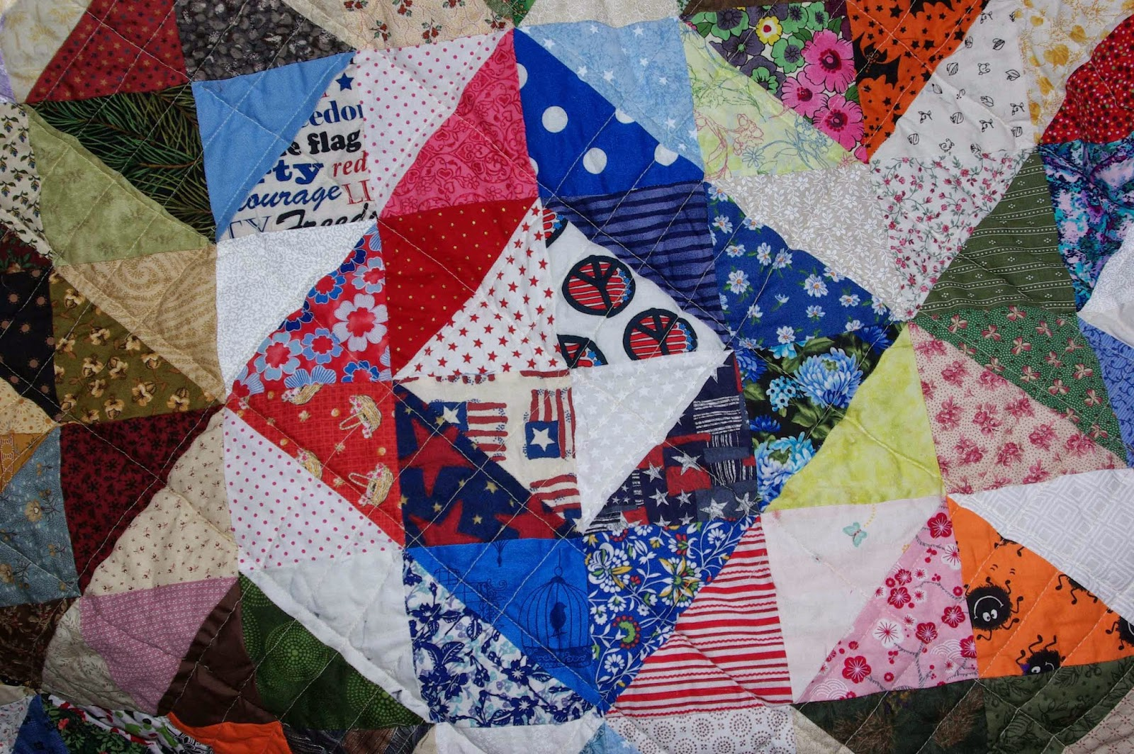 Quilt Patterns For Wedding Gifts : Sane, Crazy, Crumby Quilting: A Wedding Gift Needs a Name