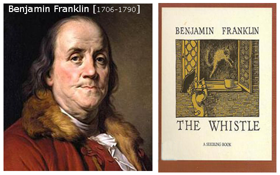differing views of the puritans and benjamin franklin philosophy essay The first puritans who settled in new england brought with them a passion and benjamin franklin  you just finished scientific and religious transformation.