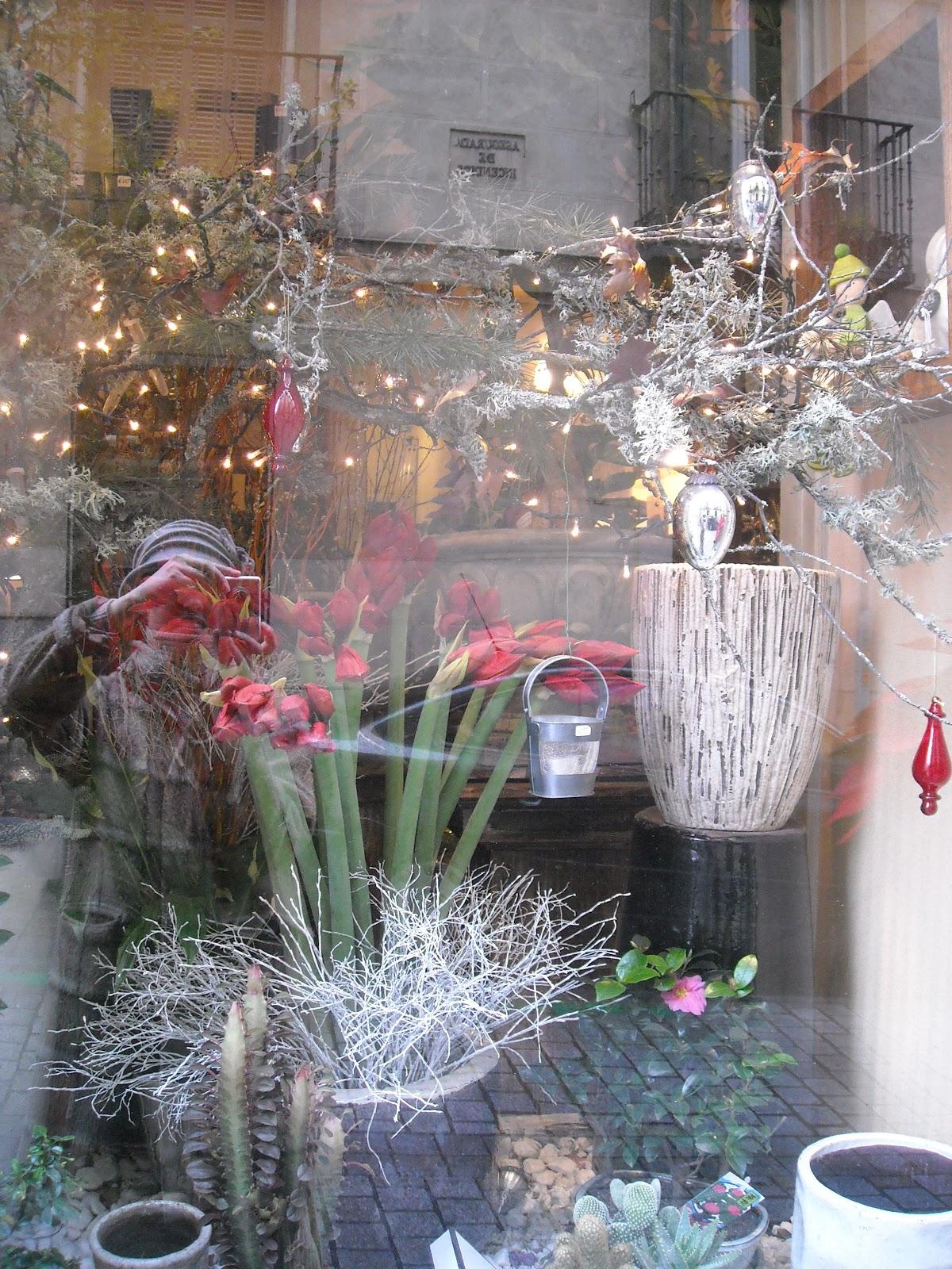 El madrid de los artesanos florister a la real calle - Artesanos de madrid ...
