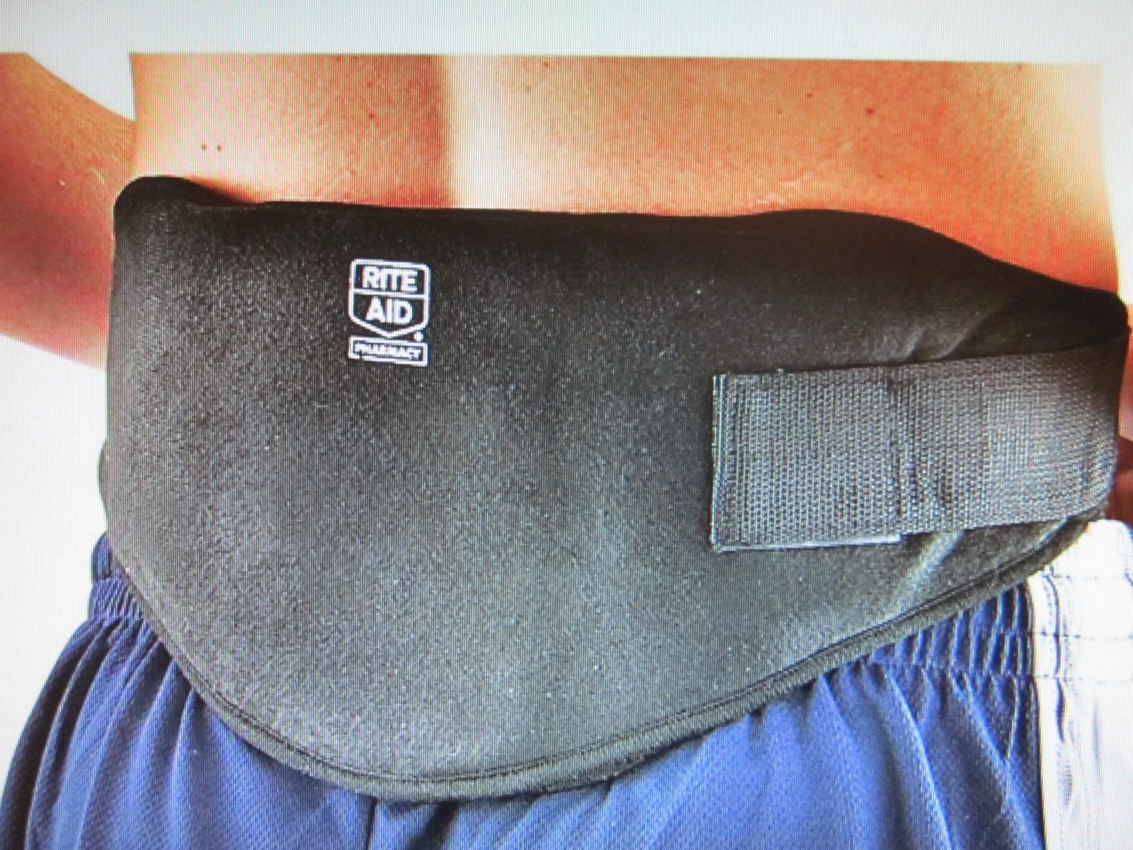 back pad