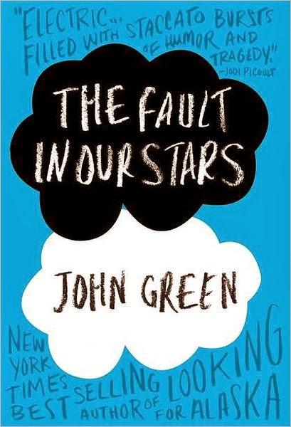 The Fault in Our Stars Young Adult book review. Fabulous realistic fiction! Alohamora http://alohamoraopenabook.blogspot.com/