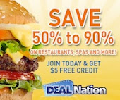 DealNation  Brings you the best Daily Deal Sites and Offers in LA!