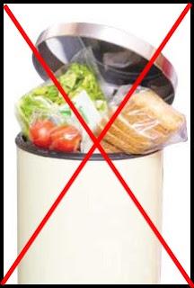 tupperware-Tips menghindari makanan tidak cepat rusak