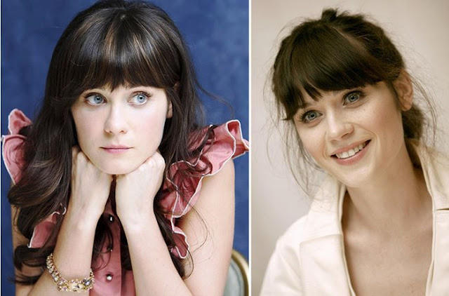 Zooey Claire Deschanel