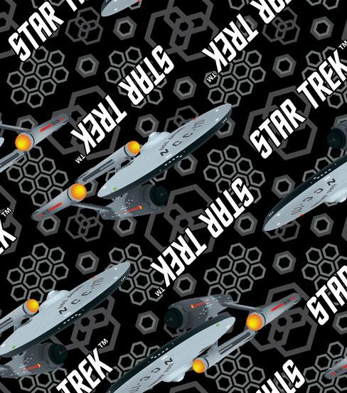 The Trek Collective New Star Trek Fabrics