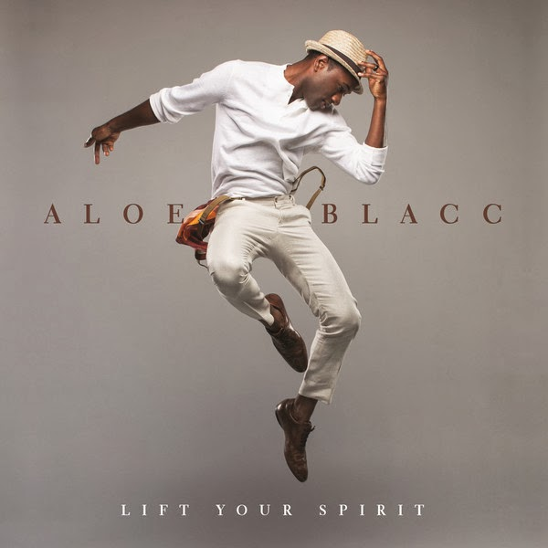 Aloe Blacc - Lift Your Spirit (US Version) Cover