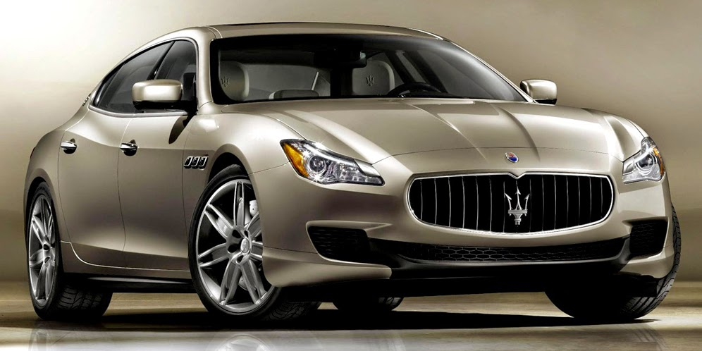 Maserati: Exclusive Interior design Ghibli and Quatrroporte