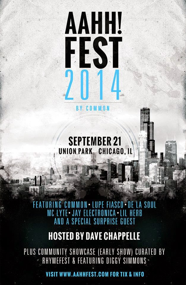 AAHH FEST - Hosted By Dave Chappelle!