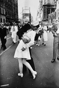 http://en.wikipedia.org/wiki/V-J_Day_in_Times_Square