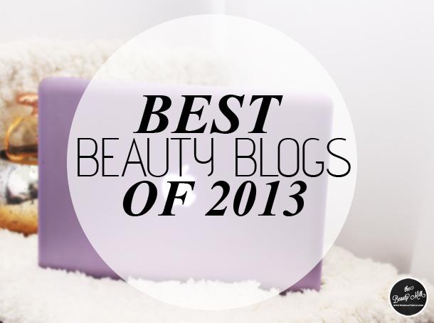 best beauty blogs of 2013