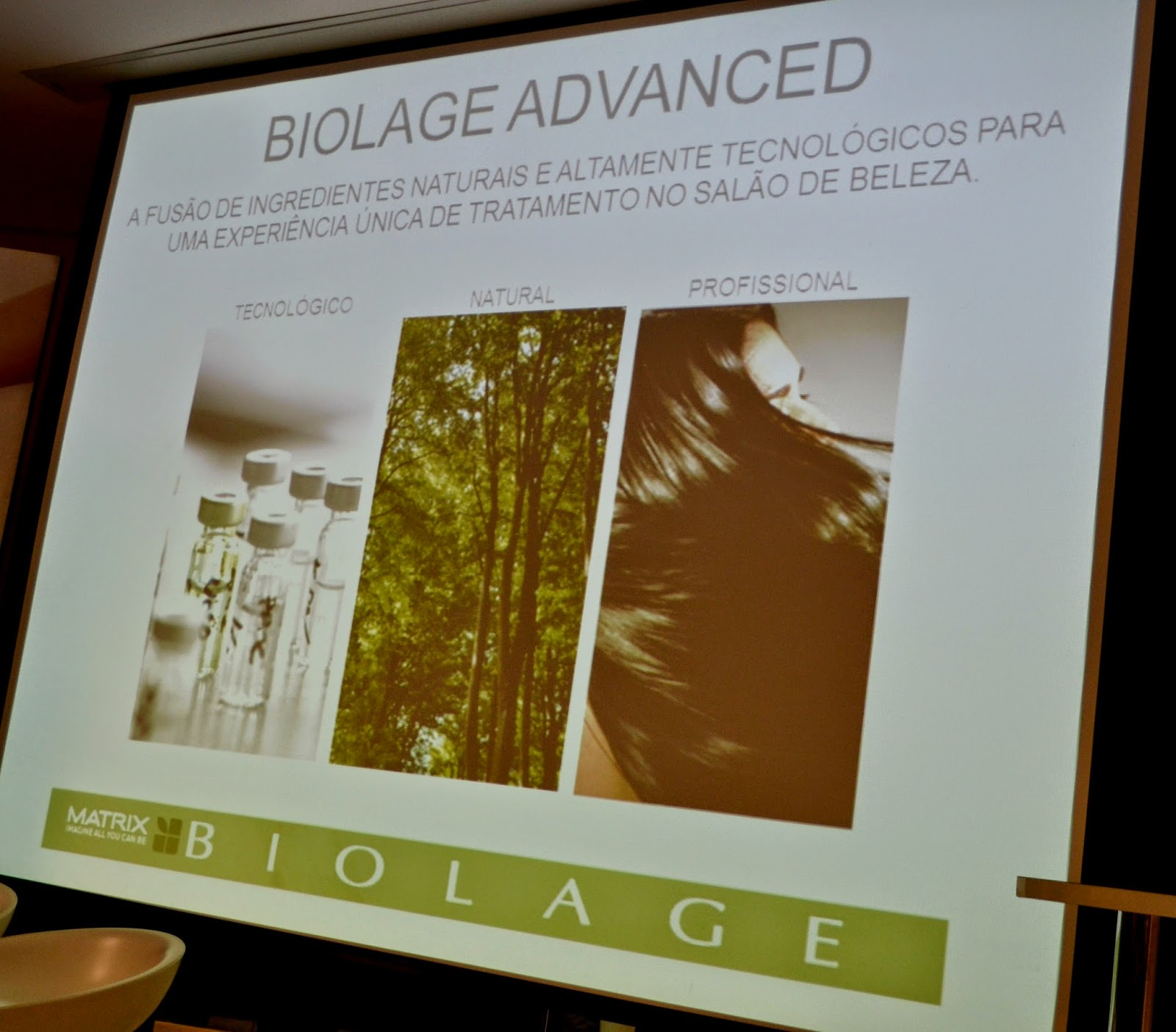 linha Biolage Advanced force fiber.