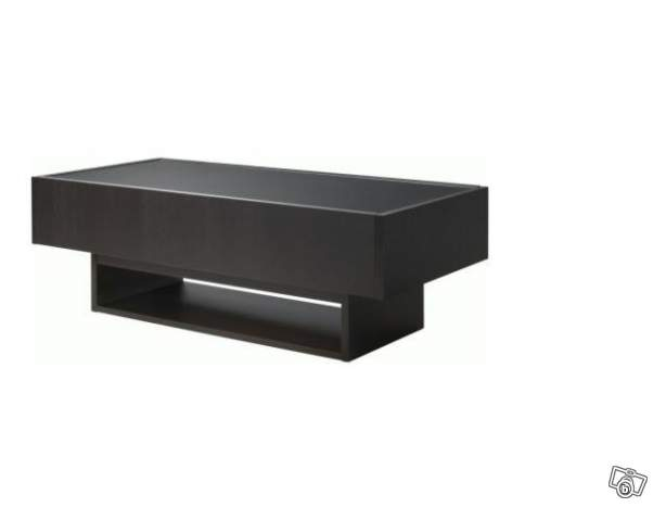 Table basse ikea en verre for Ventouse pour table basse en verre