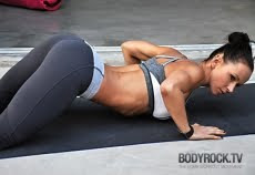 Follow me as I Shape Me Sexy with BodyRock.tv