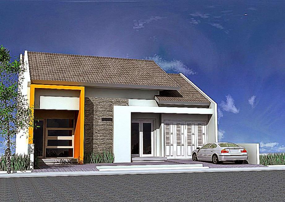 Memilih Warna Eksterior Rumah Minimalis  Arsitek Rumah Minimalis