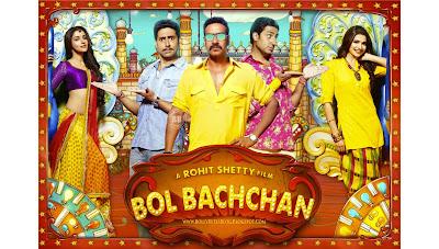Bol Bachchan HD Wallpapers - Starring Ajay Devgn, Abhishek Bachchan, Hot Prachi Desai