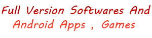 Free Registered Softwares And Applications