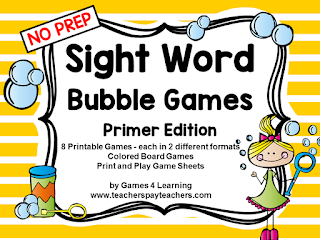 https://www.teacherspayteachers.com/Product/Sight-Words-2082918