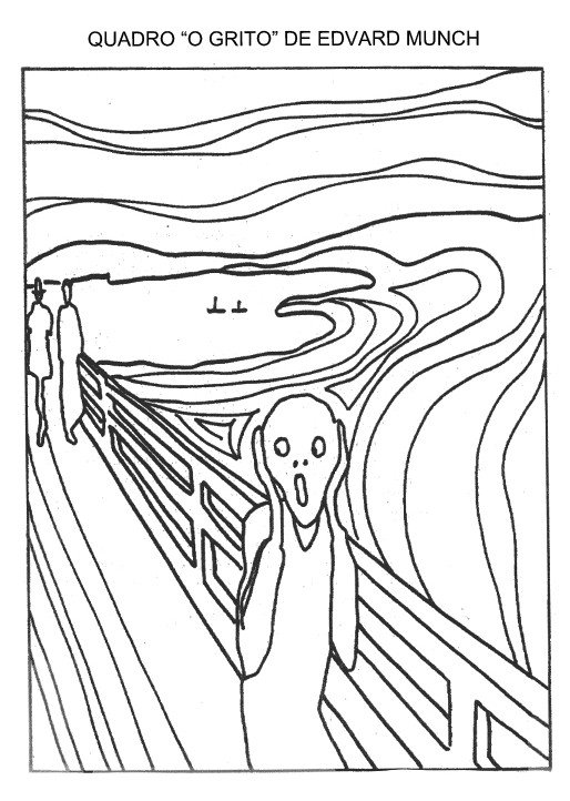 Free coloring pages of la grande jatte for Seurat coloring pages