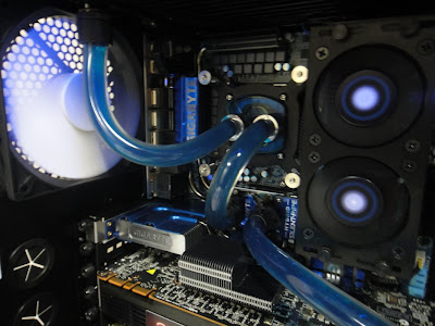 Water Cooled PC in Graphite Series 600T picture 1
