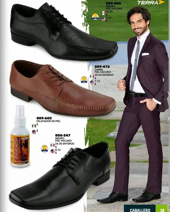 Zapato de vestir de Mundo Terra PV15