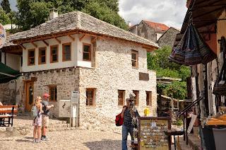 Mostar sokakları