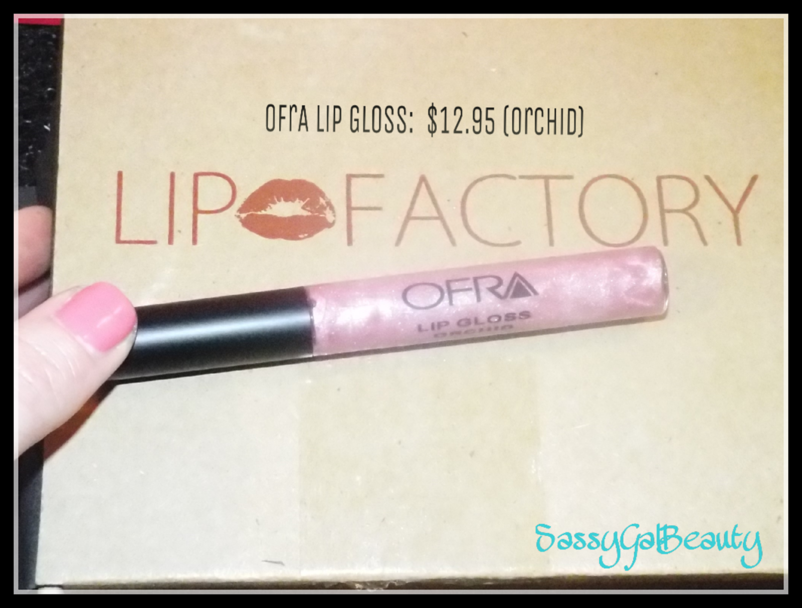 Ofra Lip Gloss