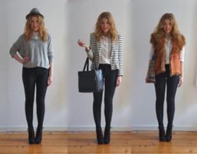 Tampil Fashionable Dengan Menjadi Diri Sendiri