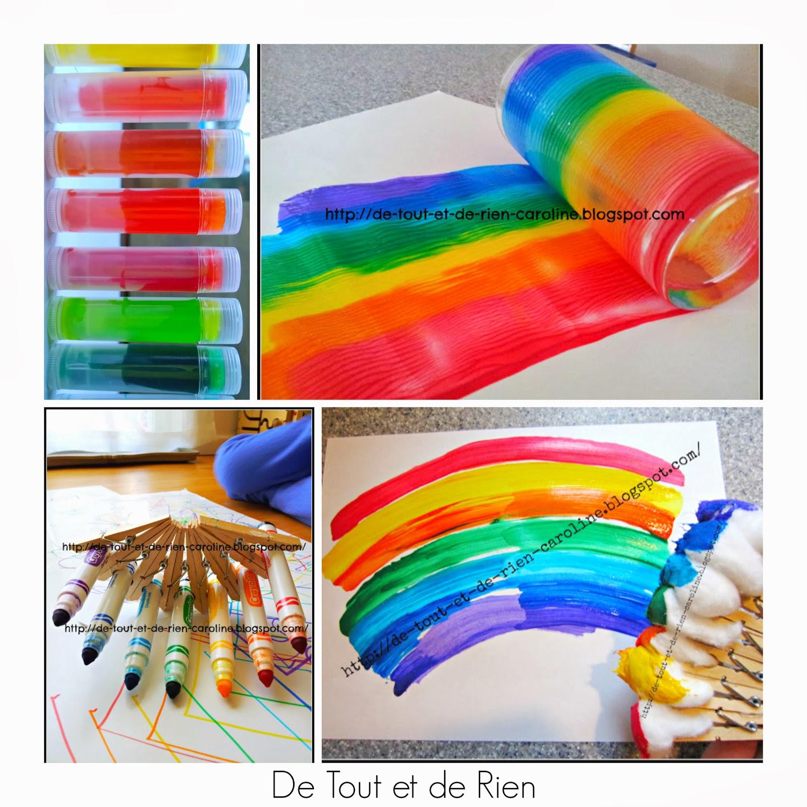 rainbow preschool 36 rainbow activities for babies toddlers preschoolers 968