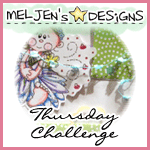 Meljen's Designs Thursday Challenge