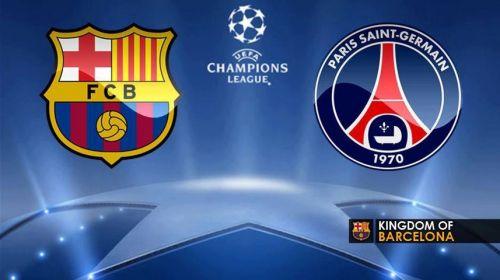 Agen Bola - Prediksi Barcelona Vs Paris Saint Germain