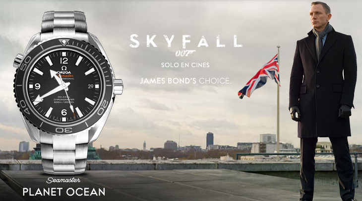 Omega Relojes James Bond