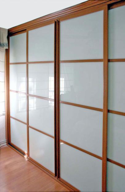 Ideas de sobra - Puertas armarios empotrados correderas ...