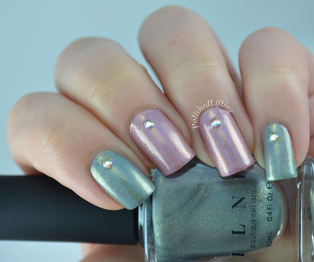 I Love Nail Polish Timeless Vow Flower Girl Firecracker Lacquer nail gem nail stud
