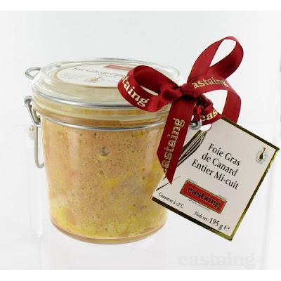 Gourmetsearcher en espa ol foie gras de canard entier mi cuit castaign - Comment cuisiner le canard entier ...