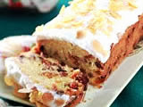 Cake Almond Kismis