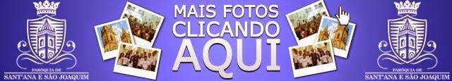 Quinto dia de Festa Sant'Ana e São Joaquim