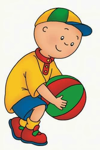 cartoon characters caillou pictures cailloux clipart Caillou Birthday