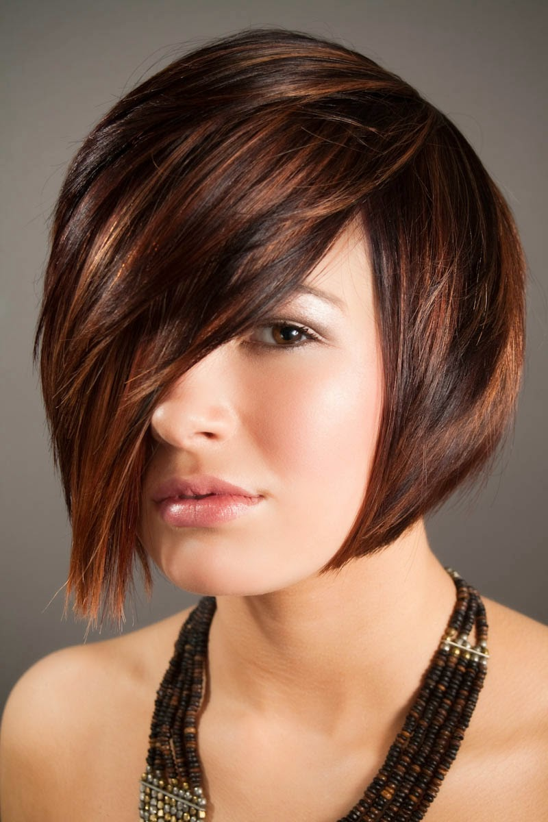 short bob haircuts for fine hair 2015}