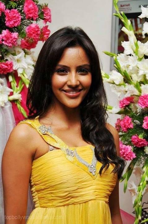 Priya Anand Hot Navel