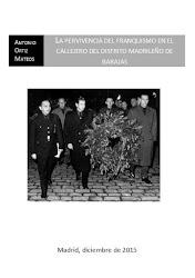 La pervivencia del franquismo en el callejero del distrito madrileño de Barajas